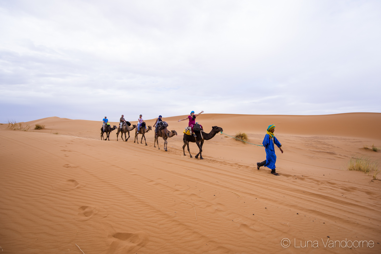 Camel Riding Merzouga